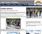 Lake Como Triathlon